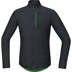 GORE BIKE WEAR Power Trail - Maillot manga larga Hombre - negro
